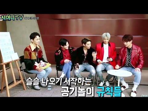 [샤이니TV] 공기 하나만으로도 해맑게 노는 샤이니 (2012ver➙2016ver)