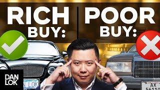7 Things Rich People Buy That The Poor Don't