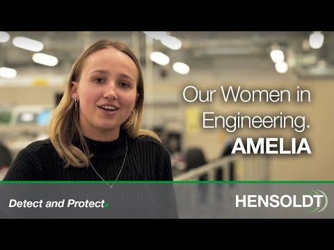 Our Women In Engineering - Amelia Drake