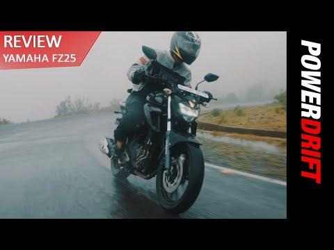 Yamaha FZ25 : The Good and The Bad : PowerDrift