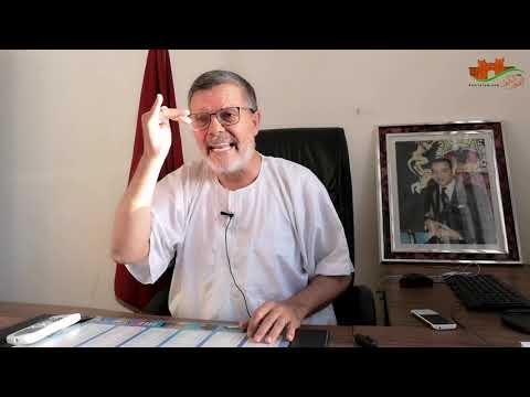 رئيس جماعة القصر الكبير يجر مستشارا جماعيا للقضاء / فيديو