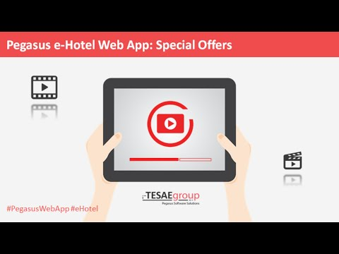 Special Offers - Pegasus e-Hotel Web App