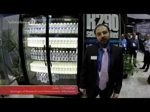 Hillphoenix showcases its first R290 display cabinet at FMI Connect 2014