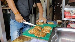 Ninja Level Sandwich Cutting   Super Fast Hands   Indian Street Food