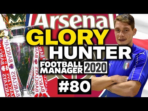 GLORY HUNTER FM20   #80   THE BIG TRANSFER UPDATE!   Football Manager 2020