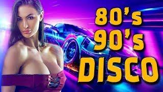 Italo Disco Songs Legend - DISCO CAR MUSIC - Golden Disco Music 80s 90s - Eurodisco Megamix