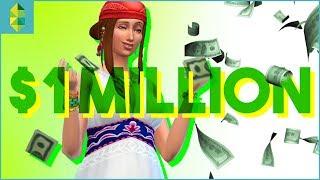 $1 MILLION CHALLENGE (Sims 4)