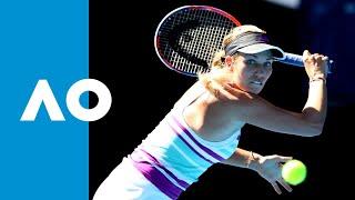 Final game: Collins through to semi final (QF) | Australian Open 2019