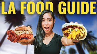 What to Eat in Los Angeles: 24 Hour LA Food Tour