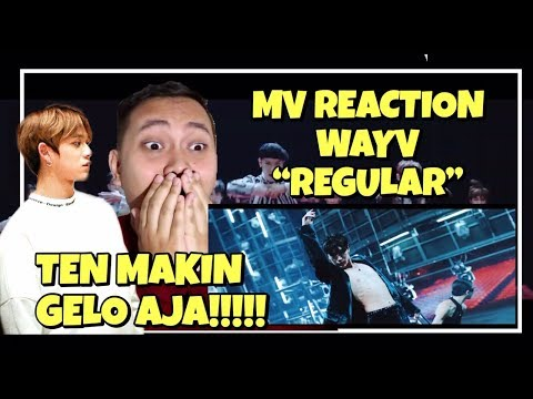 MV REACTION #55 - WayV