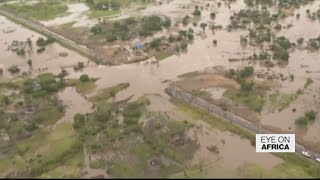 Cyclone Idai: Rescue efforts hampered by extent of destruction
