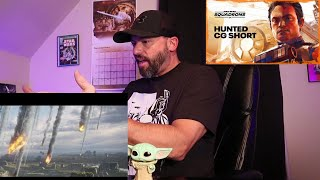 """Star Wars: Squadrons – """"Hunted"""" CG Short - REACTION!!!(Hyped for This!)"""