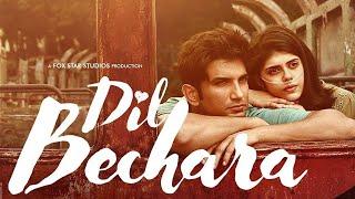 Dil Bechara poster & trailer: Sushant Singh Rajput's l..