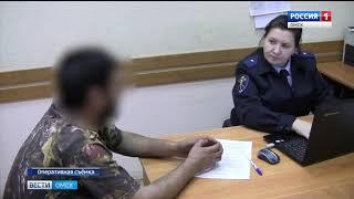 Сотрудники уголовного розыска по горячим следам задержали подозреваемого в угоне