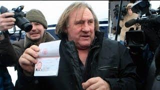 Gérard Depardieu – der neue Star Russlands