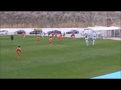 (RESUMEN) CD Brea 0-1 SD Borja / J 18 / 3ª División