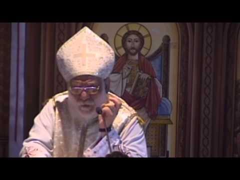 القديس اثناسيوس الرسولى