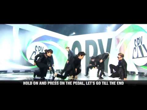 Super Junior - Spy (LIVE Performance Mashup)