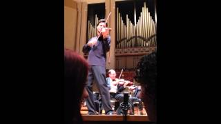 Mendelssohn concerto in e minor by Philippe Quint
