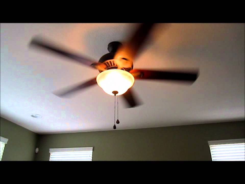 Harbor Breeze 52 Quot Crosswind Ceiling Fan Review Youtube