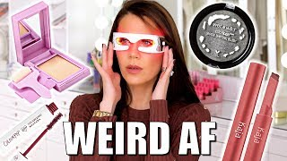 WEIRD PRODUCTS ... The Future of Beauty