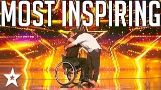 Most Inspiring GOLDEN BUZZER Auditions | Got Talent Global