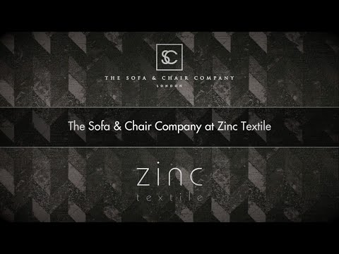 The Sofa & Chair Company at Zinc Textile