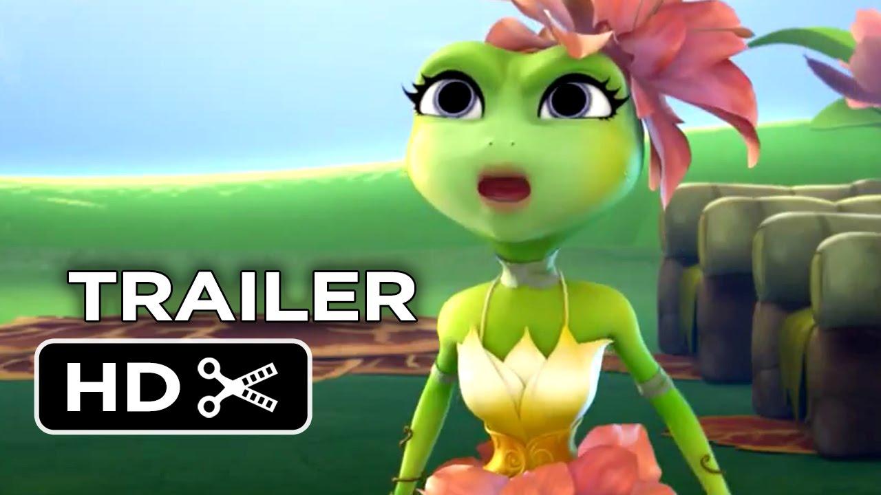 Кралството на жабоците (2015) Трейлър