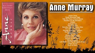Anne Murray Greatest Hits Full Albums - Best Of Anne Murray Songs - Classic Country Love Songs
