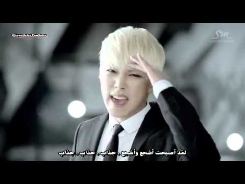 Super Junior - Sexy , Free and Single [ Arabic Sub ]