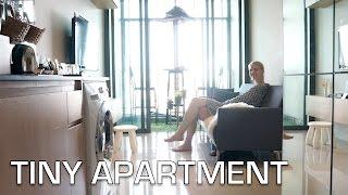 Small Apartment Space home tour   Interior design ideas (Bangkok)