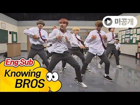 [ENG] [풀버전] 방탄소년단(BTS)의 칼군무! '피 땀 눈물(Blood Sweat & Tears) + 불타오르네(Fire)'♪ 아는 형님(Knowing bros) 94회