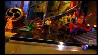 Calle 13 Ft Ruben Blades - La Perla @ Latin Grammy 2009