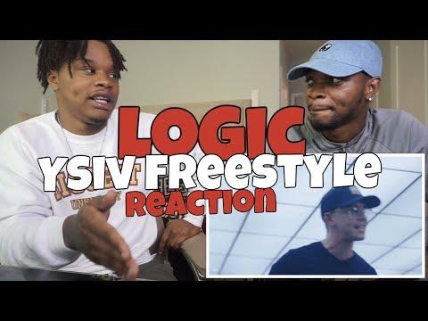 Logic - YSIV Freestyle (REACTION)