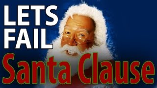 EWW... Lets Fail The Santa Clause (1994)   32 Things Wrong With The Disney Movie   Tim Allen Time
