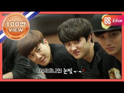 엑소의 쇼타임 - HD 엑소의 쇼타임 9회 EXO표 침묵의 007빵 EXO'S Showtime ep.9 007GAME