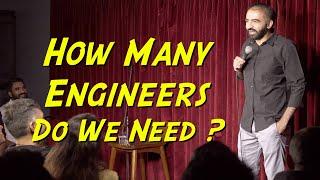 Engineering, Pune aur Bangalore – Punit Pania (Stand Up Comedy)