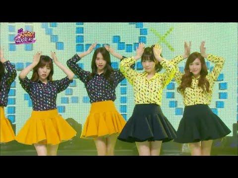【TVPP】SNSD - Wait a minute, 소녀시대 - 웨잇 어 미닛 @ Comeback Stage, Show Music core Live 20140308