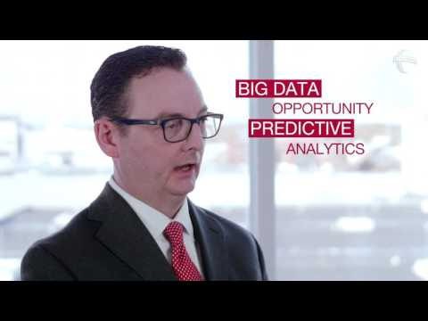 Meet the expert - Data Analytics - Brendan Walsh