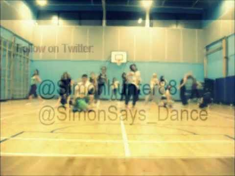 Simon Says Dance - Viva The Love - Wynter Gordon