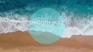 Smooth Modern Jazz Music with Ocean Waves / Instrumental Jazz Music, Jazz Lounge, Cafe Bossa No 242