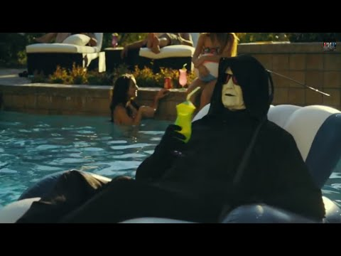 Funny Life Insurance Commercial- Don't Fear the Reaper