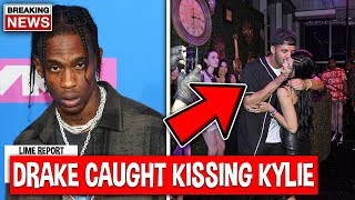 Travis Scott Reacts To Drake KISSING Kylie Jenner...