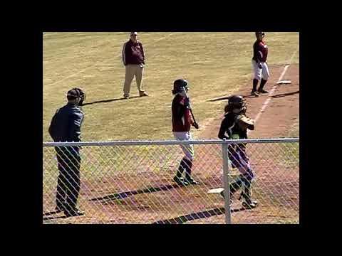 Clinton CC - Jefferson CC Softball  4-13-09
