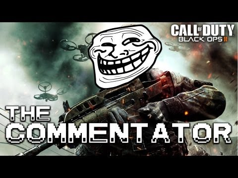 The Commentator Returns (Trolling Black Ops 2) - Smashpipe Games