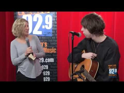 Van McCann of Catfish & The Bottlemen talks with Amy Brooks