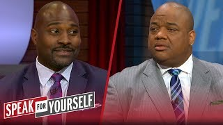 Whitlock and Wiley talk Warriors sending a message & Kyle Kuzma's tweet | NBA | SPEAK FOR YOURSELF