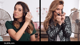 Challenge in the Wind - Vanessa Ziletti vs. Maria Pombo - GUERLAIN