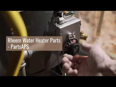 Rheem Ruud Parts | Rheem Water Heater Parts | Ruud Rheem Furnace Parts - PartsAPS