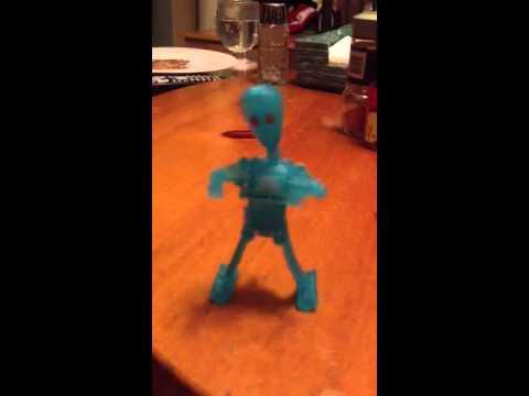 Noggin Bops Video Noggin Bops The Dancing Robot